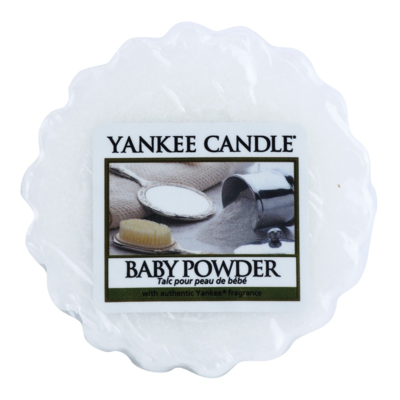 Yankee Candle Baby Powder ceară pentru aromatizator 22 g