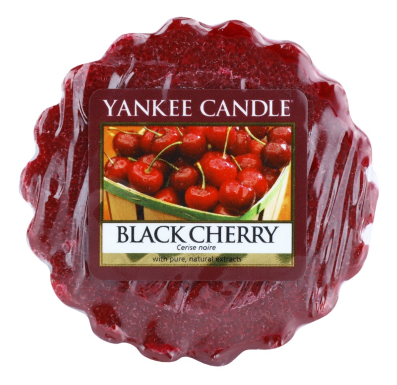 Yankee Candle Black Cherry vosk do aromalampy 22 g