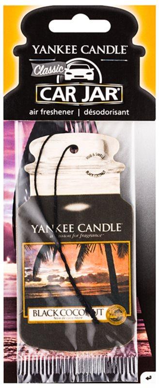 Yankee Candle Black Coconut Odorizant auto