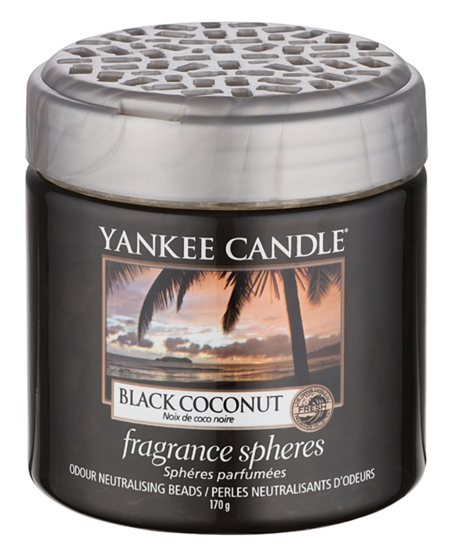 Yankee Candle Black Coconut ароматни перли 170 гр.