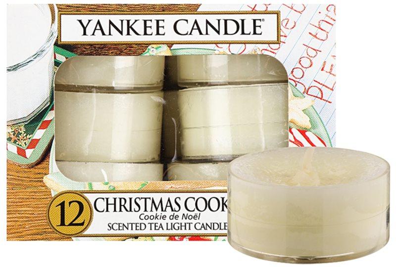Yankee Candle Christmas Cookie Ρεσό 12 x 9,8 γρ