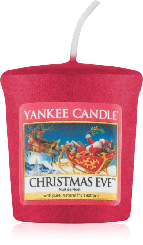 Yankee Candle Christmas Eve candela votiva 49 g