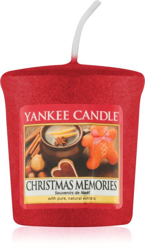 Yankee Candle Christmas Memories Votiefkaarsen 49 gr