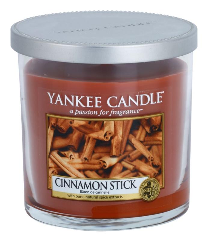 Yankee Candle Cinnamon Stick candela profumata 198 g Décor piccola