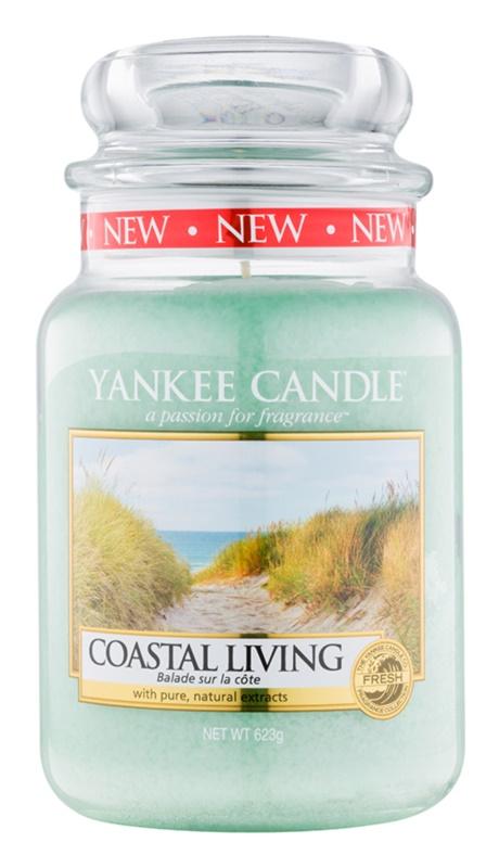 Yankee Candle Coastal Living illatos gyertya  623 g Classic nagy méret