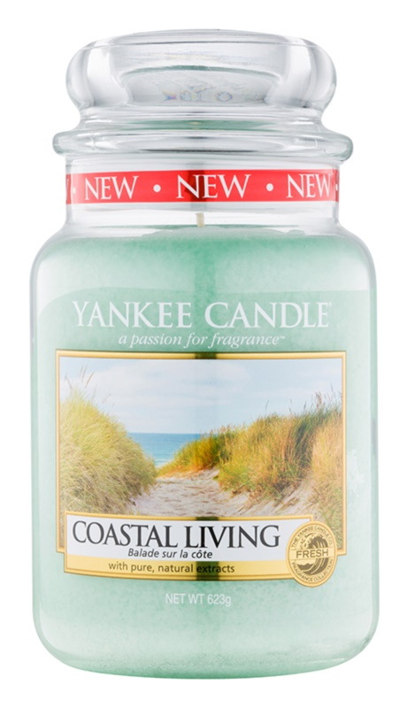 Yankee Candle Coastal Living lumânare parfumată  623 g Clasic mare