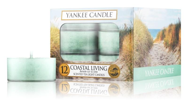Yankee Candle Coastal Living Tealight Candle 12 x 9,8 g
