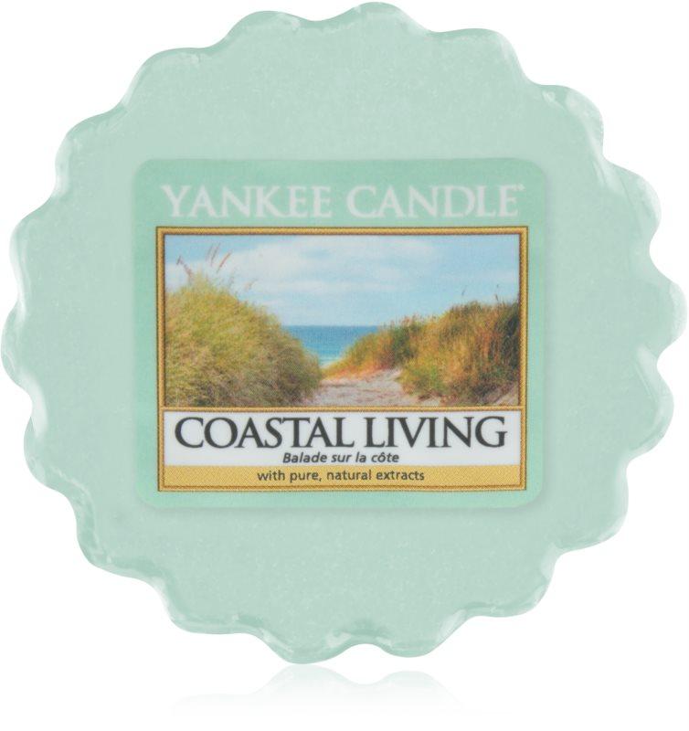 Yankee Candle Coastal Living ceară pentru aromatizator 22 g