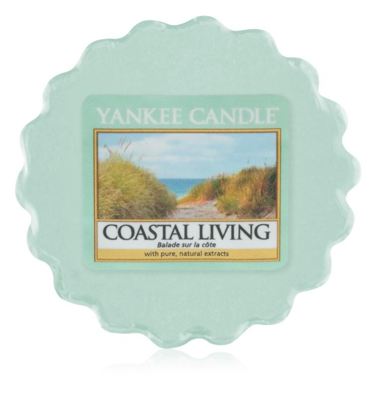 Yankee Candle Coastal Living tartelette en cire 22 g