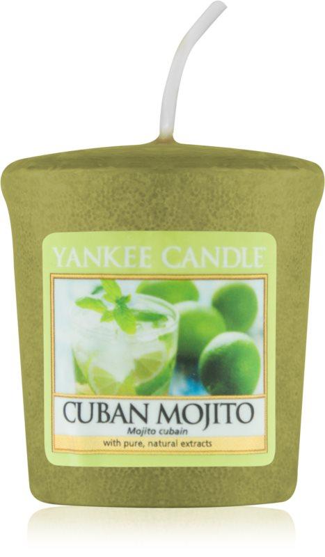 Yankee Candle Cuban Mojito Votiefkaarsen 49 gr