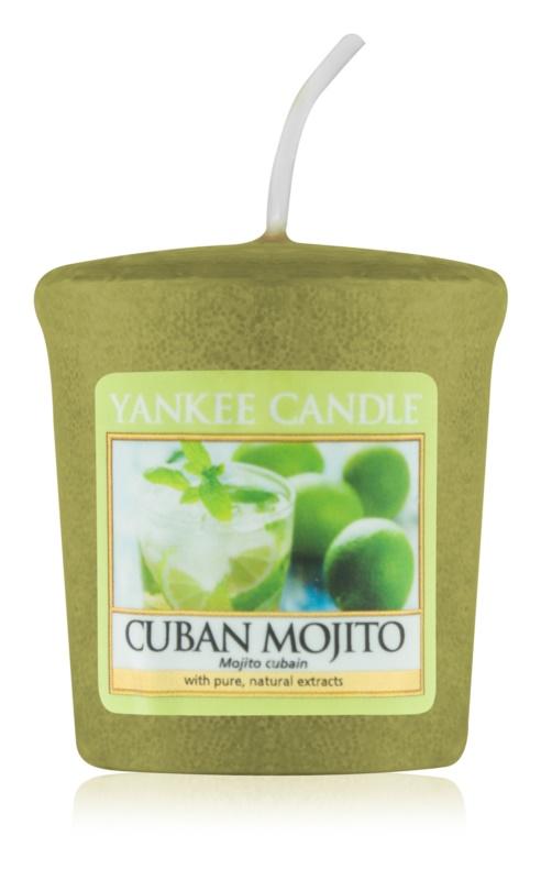 Yankee Candle Cuban Mojito votívna sviečka 49 g