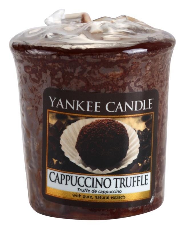 Yankee Candle Cappuccino Truffle Votivkerze 49 g