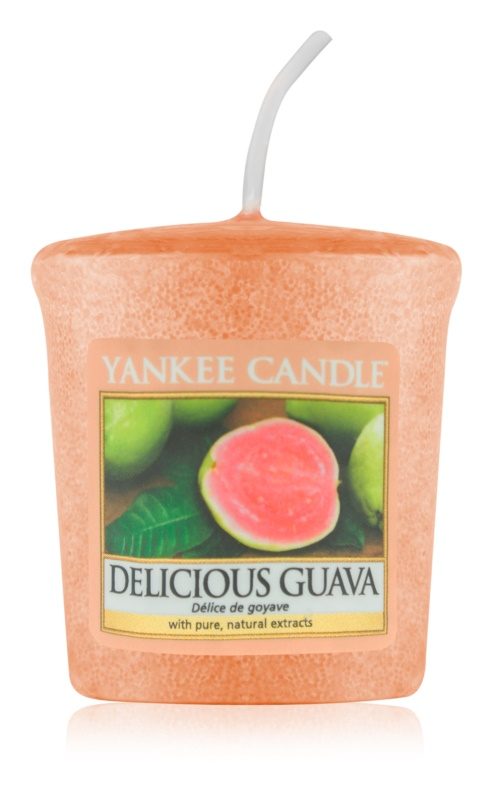 Yankee Candle Delicious Guava bougie votive 49 g