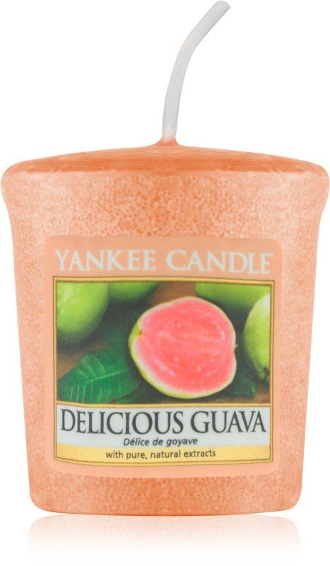 Yankee Candle Delicious Guava Votivkerze 49 g
