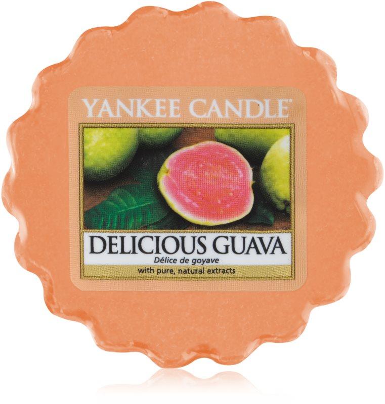 Yankee Candle Delicious Guava ceară pentru aromatizator 22 g