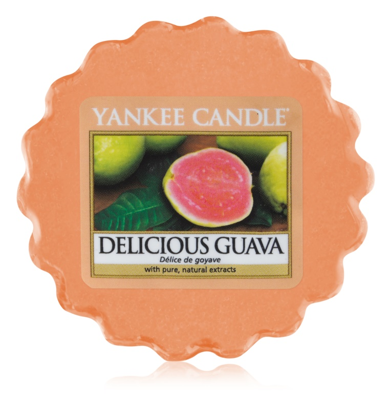 Yankee Candle Delicious Guava vosk do aromalampy 22 g