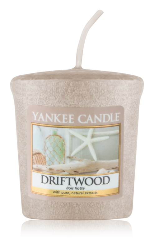 Yankee Candle Driftwood Votive Candle 49 g