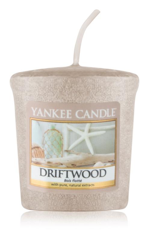 Yankee Candle Driftwood votívna sviečka 49 g