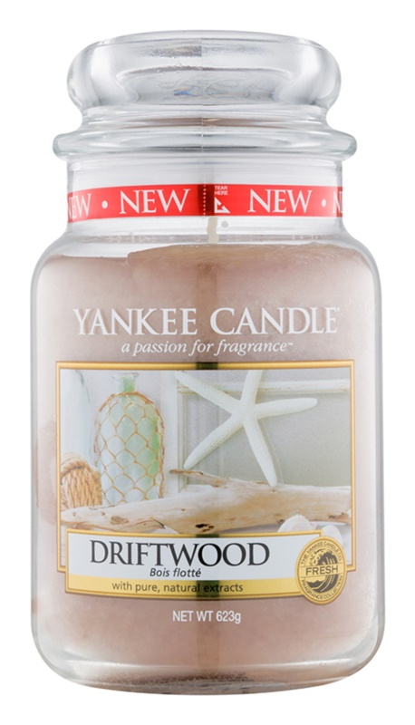 Yankee Candle Driftwood Scented Candle 623 g Classic Large