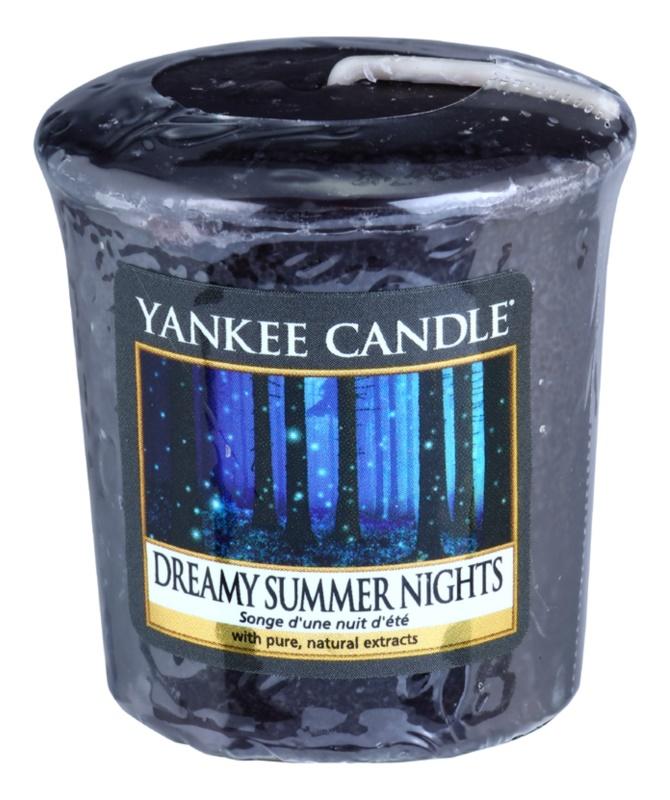 Yankee Candle Dreamy Summer Nights velas votivas 49 g