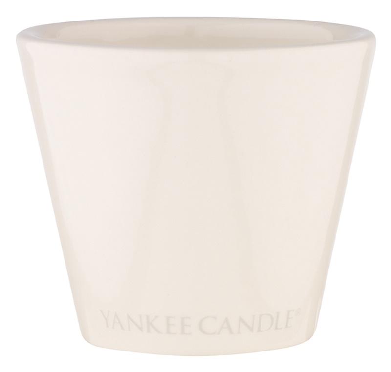 Yankee Candle Essential Ceramic Suport ceramic pentru lumânare candelă