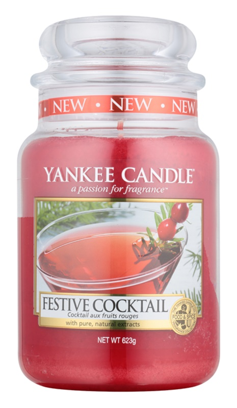 Yankee Candle Festive Cocktail Scented Candle 623 g Classic Large
