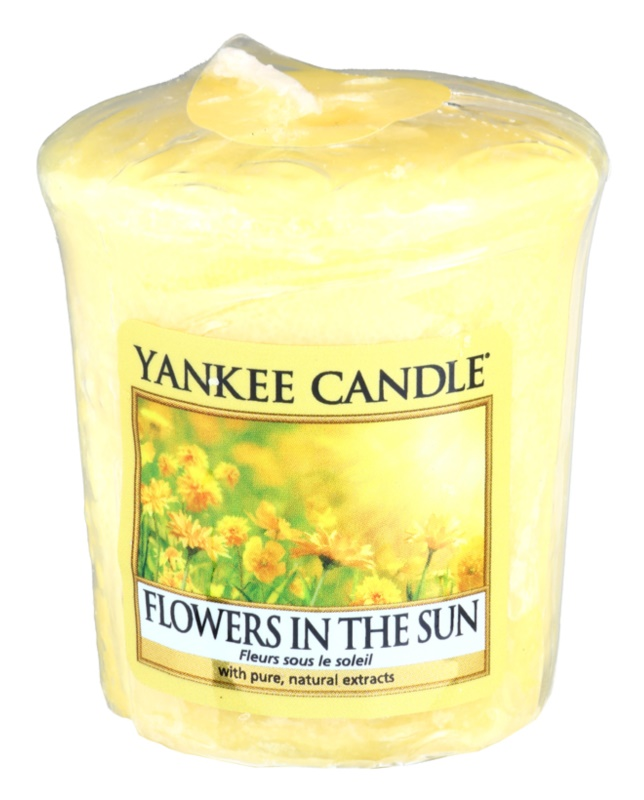 Yankee Candle Flowers in the Sun Votive Candle 49 g