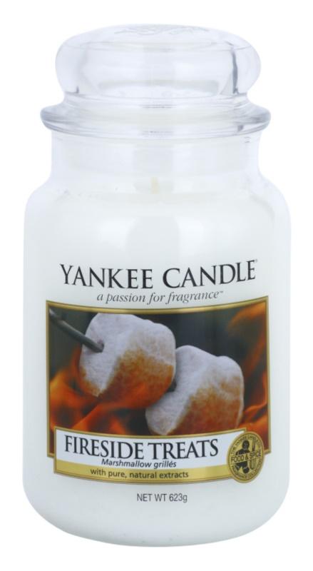Yankee Candle Fireside Treats świeczka zapachowa  623 g Classic duża