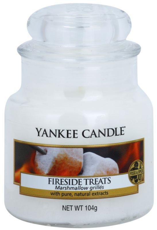 Yankee Candle Fireside Treats świeczka zapachowa  104 g Classic mała