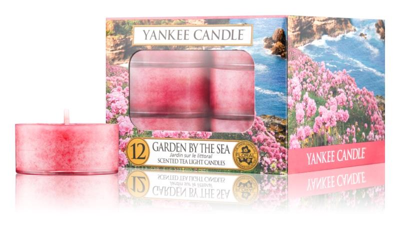 Yankee Candle Garden by the Sea Teelicht 12 x 9,8 g