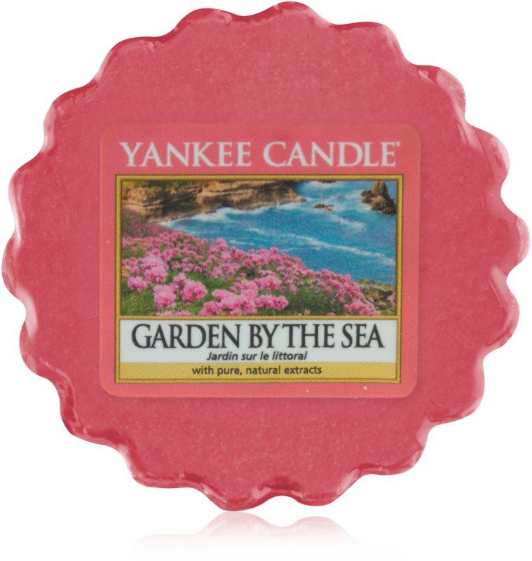 Yankee Candle Garden by the Sea illatos viasz aromalámpába 22 g