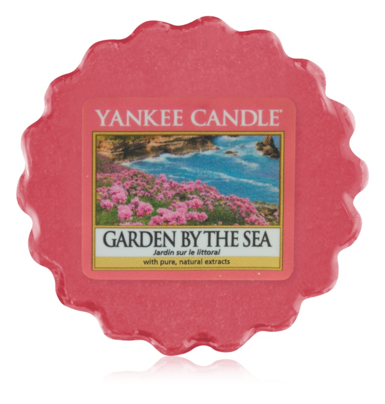 Yankee Candle Garden by the Sea Wax Melt 22 gr