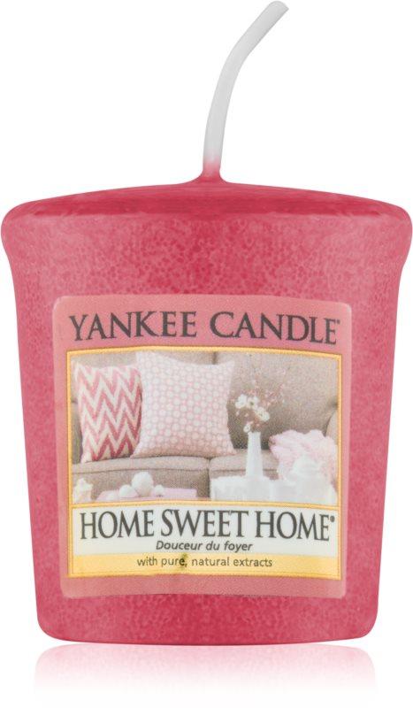 Yankee Candle Home Sweet Home viaszos gyertya 49 g