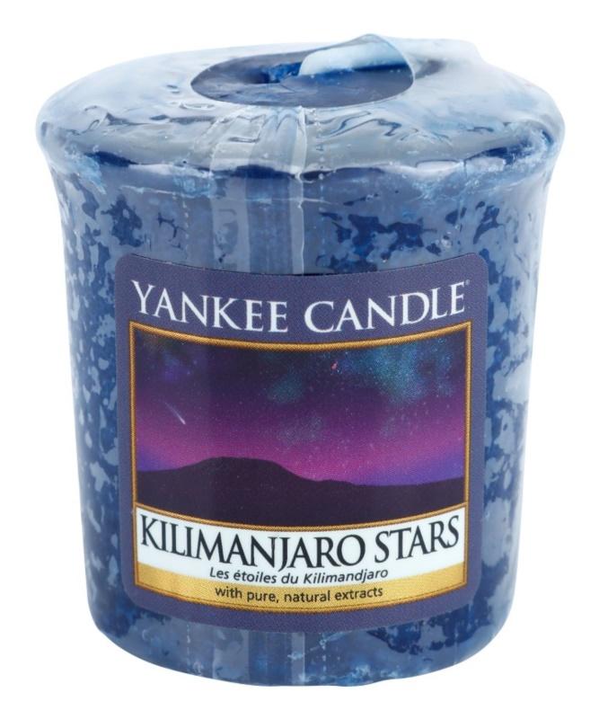 Yankee Candle Kilimanjaro Stars votivna sveča 49 g