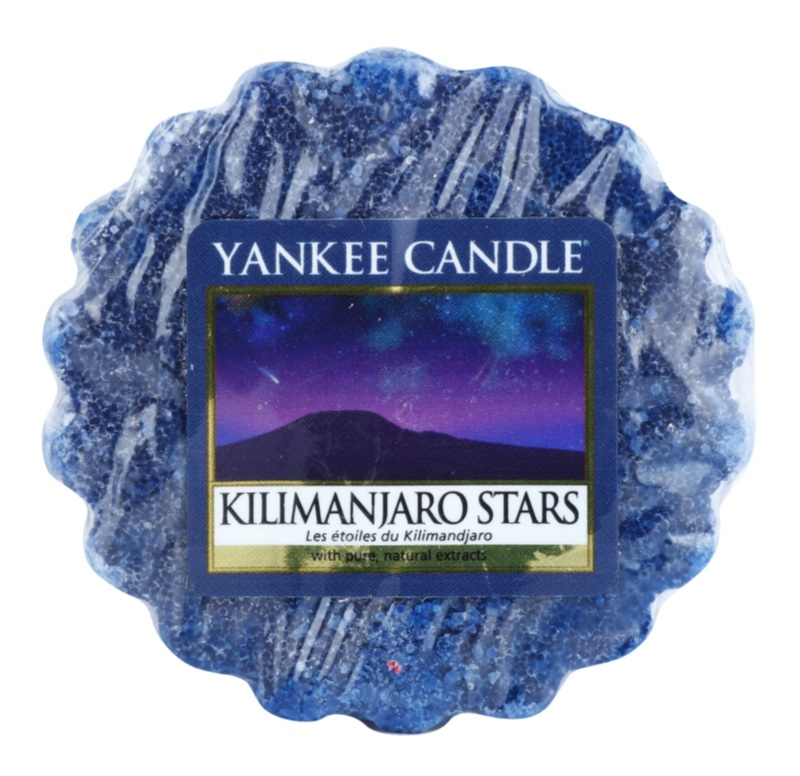 Yankee Candle Kilimanjaro Stars vosk do aromalampy 22 g