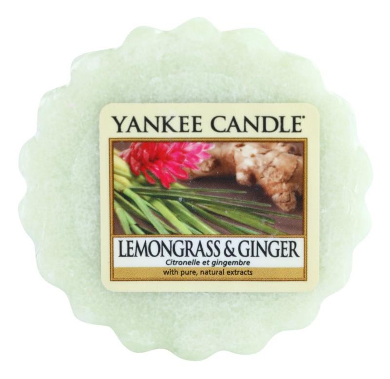 Yankee Candle Lemongrass & Ginger Wax Melt 22 g
