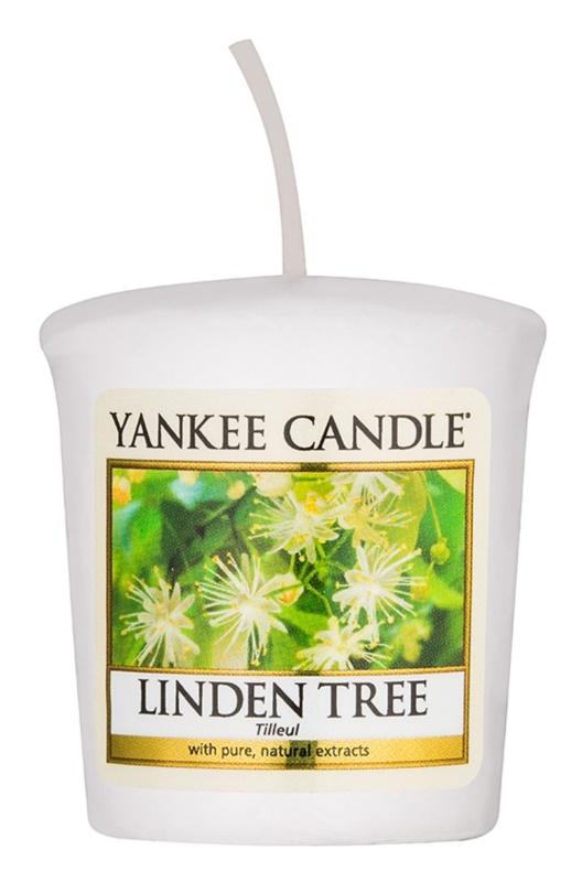 Yankee Candle Linden Tree Αναθυματικό κερί 49 γρ