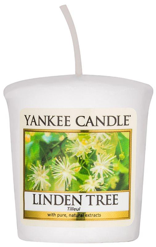 Yankee Candle Linden Tree viaszos gyertya 49 g