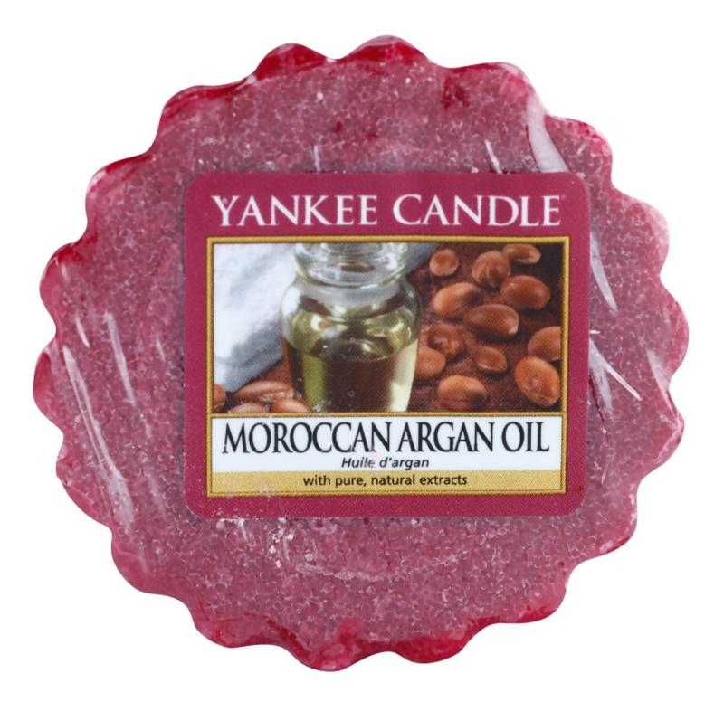 Yankee Candle Moroccan Argan Oil vosek za aroma lučko  22 g