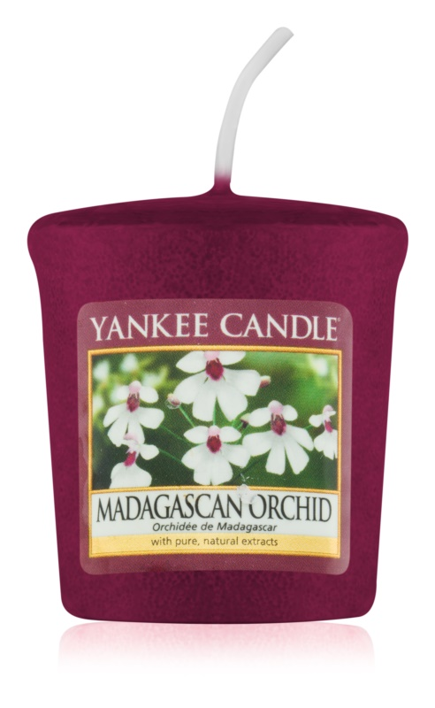 Yankee Candle Madagascan Orchid lumânare votiv 49 g