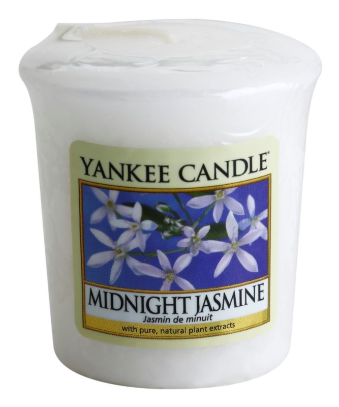 Yankee Candle Midnight Jasmine vela votiva 49 g