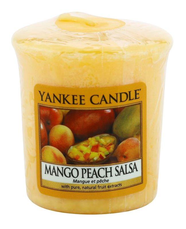 Yankee Candle Mango Peach Salsa viaszos gyertya 49 g