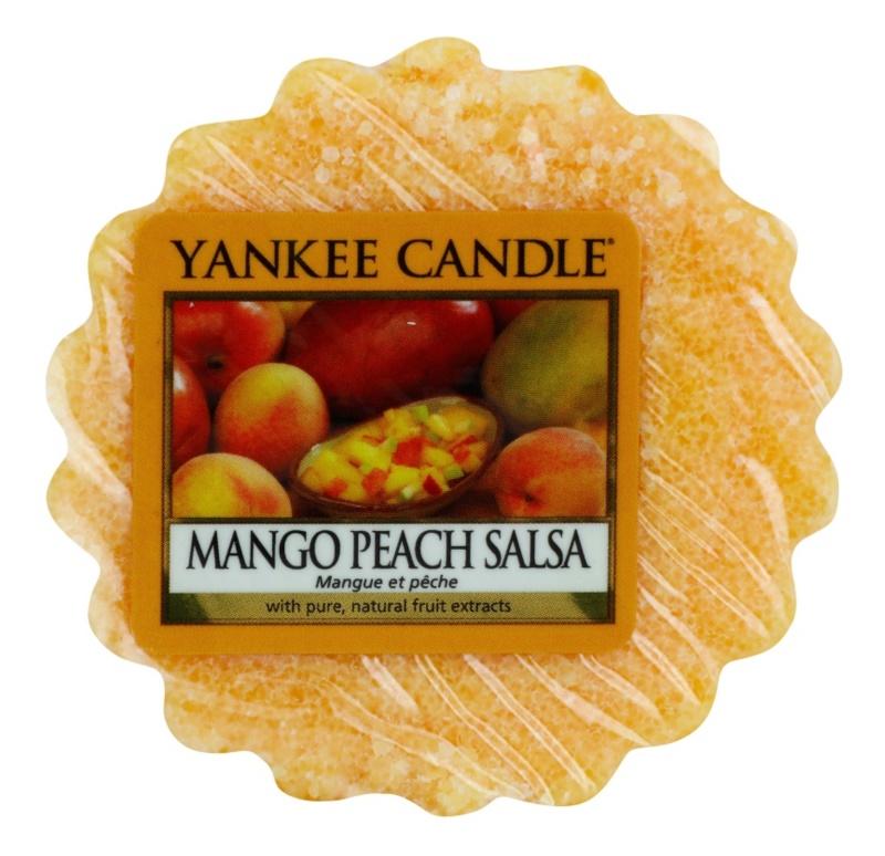 Yankee Candle Mango Peach Salsa Wax Melt 22 gr