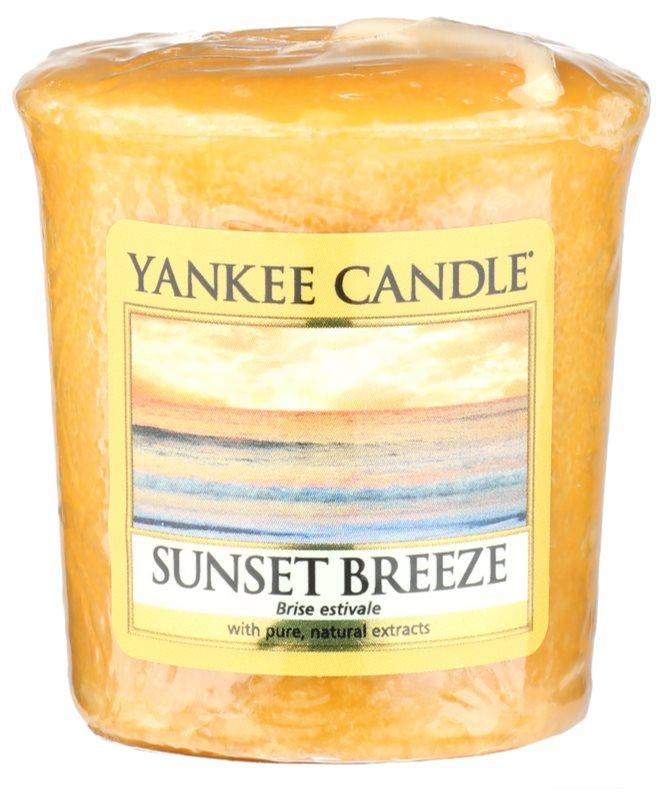 Yankee Candle Sunset Breeze bougie votive 49 g