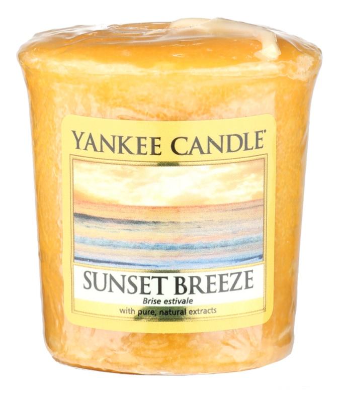 Yankee Candle Sunset Breeze velas votivas 49 g