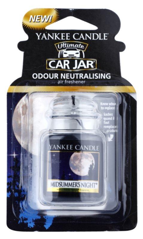 Yankee Candle Midsummer´s Night Autoduft   zum Aufhängen