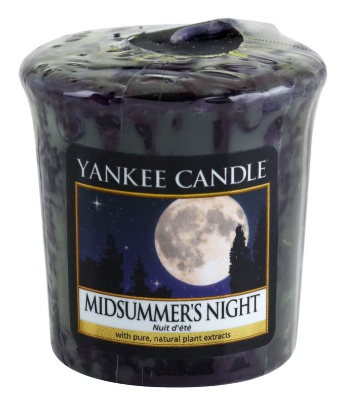 Yankee Candle Midsummer´s Night bougie votive 49 g