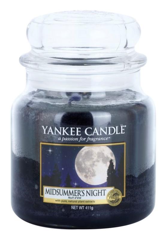 Yankee Candle Midsummer´s Night bougie parfumée 411 g Classic moyenne