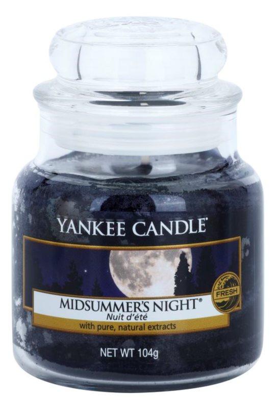 Yankee Candle Midsummer´s Night lumanari parfumate  104 g Clasic mini