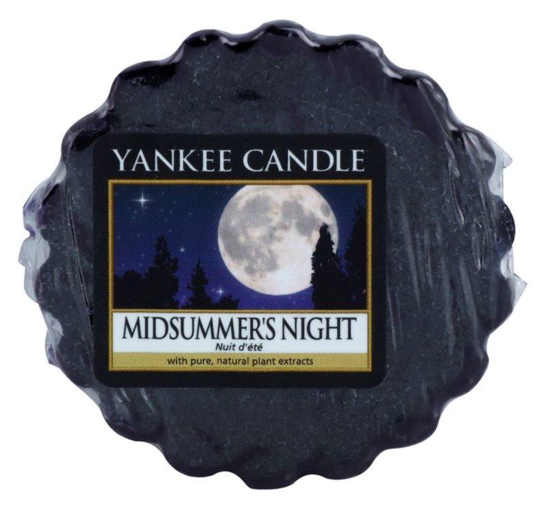 Yankee Candle Midsummer´s Night illatos viasz aromalámpába 22 g